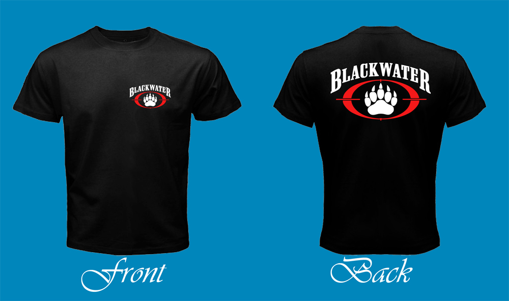 cfb95ed17 BLACKWATER Academi Xe Services Military Army Black T-Shirt | Tee ...
