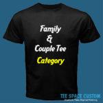 Couple & Family Tee