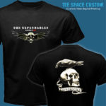 Expendable - Men Black Tee (TSC)