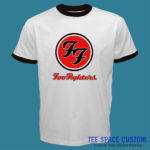 Foo Fighters - Men Ringer Tee (TSC)