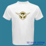 SSR Captain America - White T-Shirt (TSC)