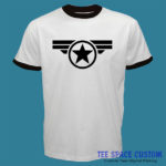 Winter Soldier - Ringer Tee (TSC)