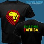 Lion Head Africa - 1st Art (TSC)
