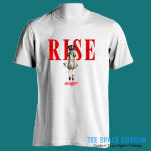 Rise Skillet - White Tee (TSC)