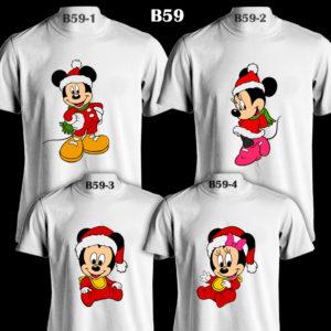 b59-mickey-minnie-santa-family-white-tee