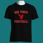 bon-temps-football-men-black-tee-tsc