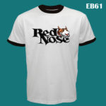 EB61 - Red Nose - Ringer Tee