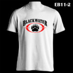 EB11-2 - Blackwater - White Tee (E)