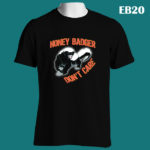 EB20 - Honey Badger - Color Tee (E)