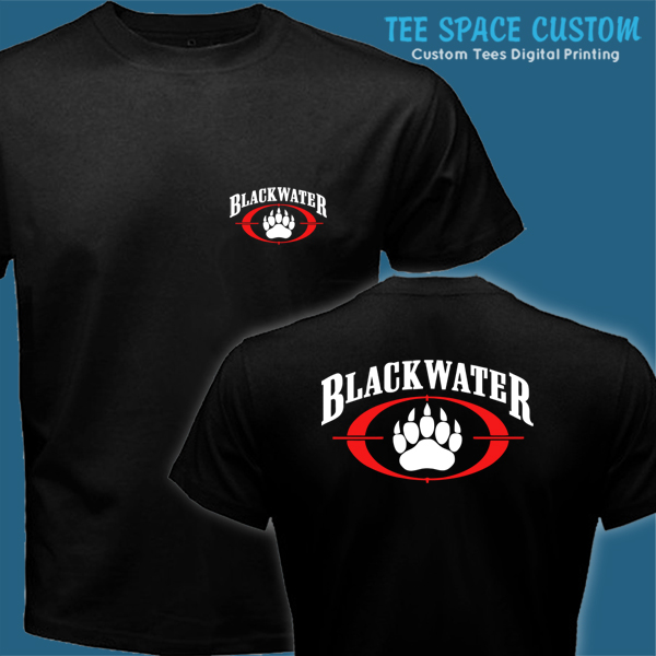 e497d8afe ... Xe Services Military Army Black T-Shirt. Blackwater - Men Black Tee  (TSC)