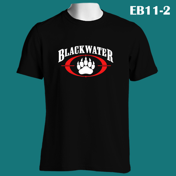 67ef8c602 BLACKWATER Academi Special Military Army | EB11-2 | Color T-Shirt ...