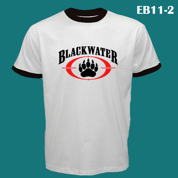 c683007df BLACKWATER Academi Special Military Army | EB11-2 | Ringer T-Shirt ...